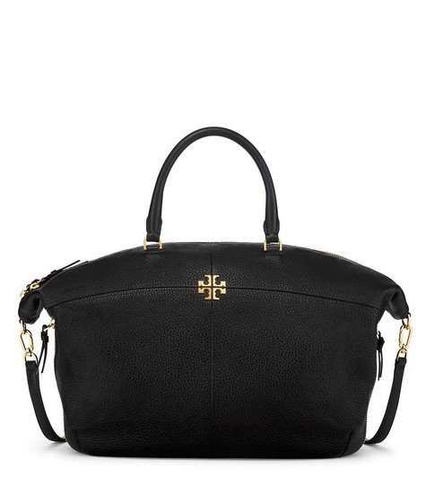 Preload https://item5.tradesy.com/images/tory-burch-ivy-slouchy-black-leather-satchel-23997224-0-0.jpg?width=440&height=440