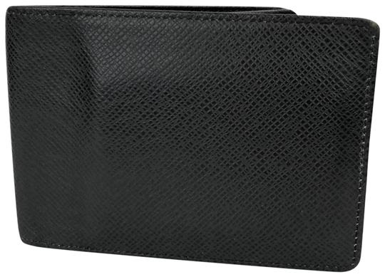 Preload https://item4.tradesy.com/images/louis-vuitton-black-taiga-men-s-bifold-leather-with-box-wallet-23997243-0-1.jpg?width=440&height=440