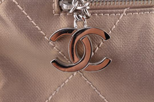 Chanel Tote in Gold