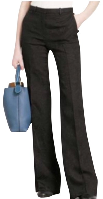 Preload https://item3.tradesy.com/images/theory-demitria-jaquard-flared-pants-size-00-xxs-24-23997267-0-1.jpg?width=400&height=650