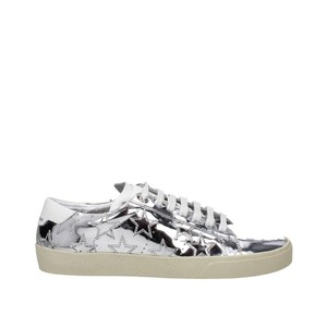 Saint Laurent Silver Athletic