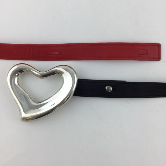 Tiffany & Co. Red/ Black Reversible