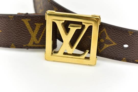 Louis Vuitton Leather &