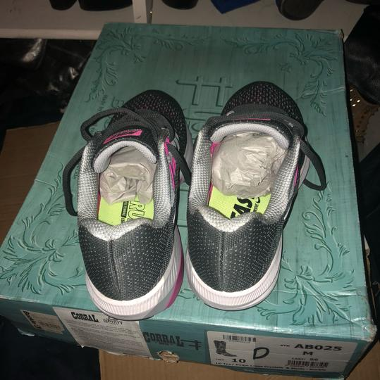 Nike grey and pink Athletic Image 1