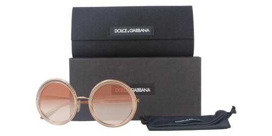 Preload https://item2.tradesy.com/images/dolce-and-gabbana-pink-gold-dg2179-sunglasses-23997401-0-1.jpg?width=440&height=440