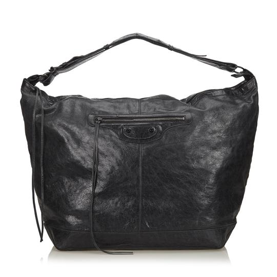 Preload https://item3.tradesy.com/images/balenciaga-motocross-black-leather-x-others-weekendtravel-bag-23997427-0-0.jpg?width=440&height=440