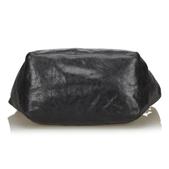 Balenciaga 8dbgsh001 Black Travel Bag