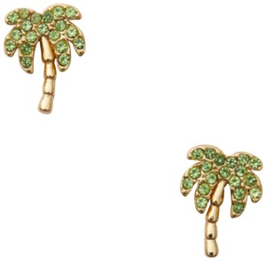 Kate Spade Kate Spade California Dreaming Palm Tree Necklace