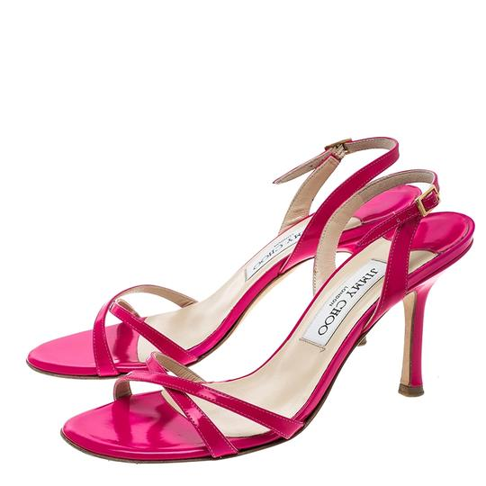 Jimmy Choo Pink Sandals