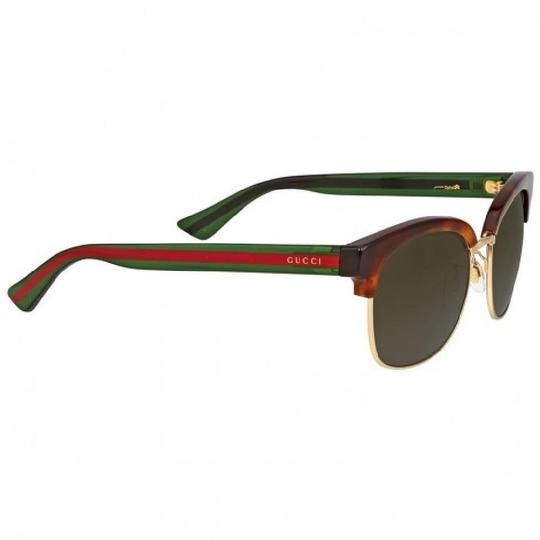 Preload https://img-static.tradesy.com/item/23997468/gucci-havana-brown-green-mens-sunglasses-0-0-540-540.jpg