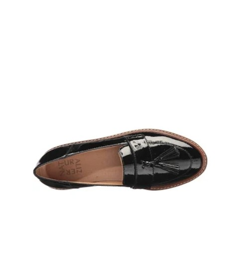 Naturalizer Black patent Flats