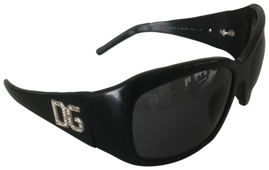 Preload https://item5.tradesy.com/images/dolce-and-gabbana-black-dg-dolce-and-gabbana-sunglasses-23997489-0-2.jpg?width=440&height=440