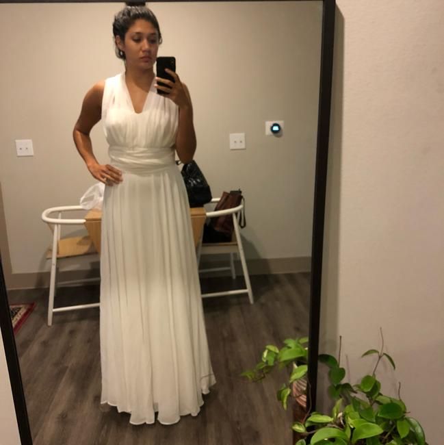 Lulu's Maxi Bridesmaid Prom Dress