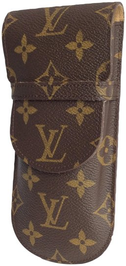Preload https://item5.tradesy.com/images/louis-vuitton-brown-lv-monogram-glasses-case-sunglasses-23997514-0-2.jpg?width=440&height=440