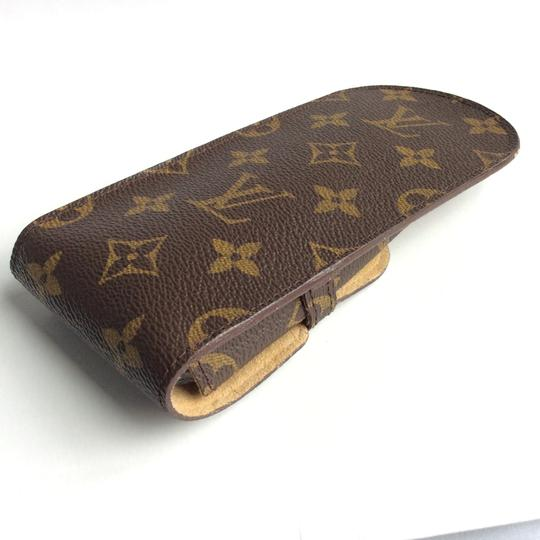 Louis Vuitton Lv Monogram Glasses Case Sunglasses