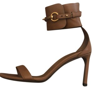 Gucci brown Platforms