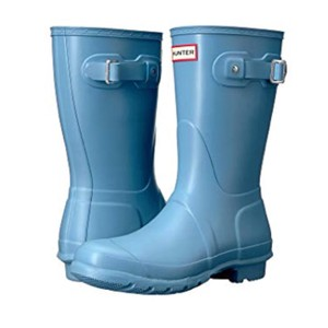 Hunter pale blue Boots