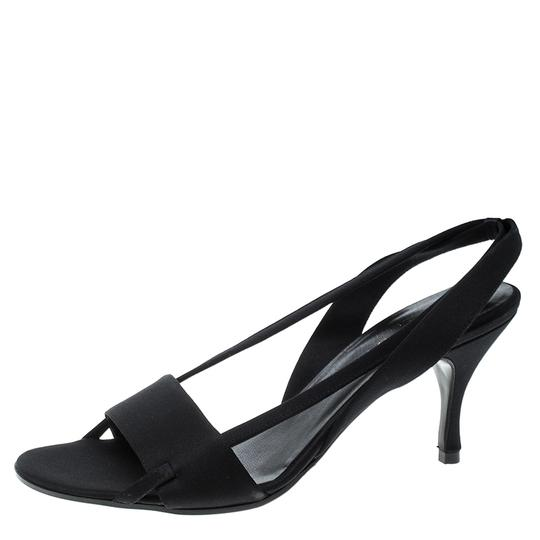 Preload https://img-static.tradesy.com/item/23997533/gucci-black-satin-open-toe-slingback-sandals-size-eu-355-approx-us-55-regular-m-b-0-0-540-540.jpg