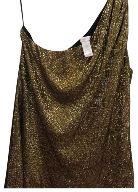 Preload https://item1.tradesy.com/images/cache-gold-one-shoulder-blouse-size-12-l-23997565-0-1.jpg?width=400&height=650