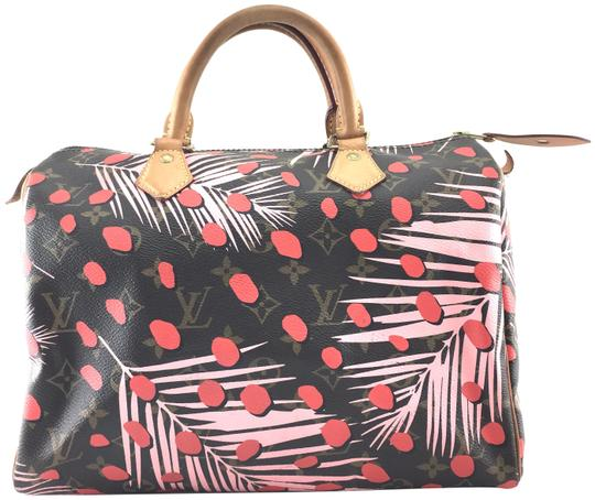 Preload https://item4.tradesy.com/images/louis-vuitton-speedy-22013-rare-runway-collector-s-piece-30-boston-limited-edition-monogram-with-jun-23997573-0-2.jpg?width=440&height=440