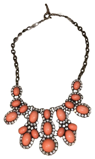 Item - Coral Statement Necklace
