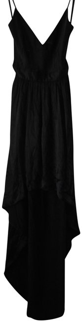 Preload https://item1.tradesy.com/images/one-by-contrarian-black-long-night-out-dress-size-10-m-23997600-0-1.jpg?width=400&height=650