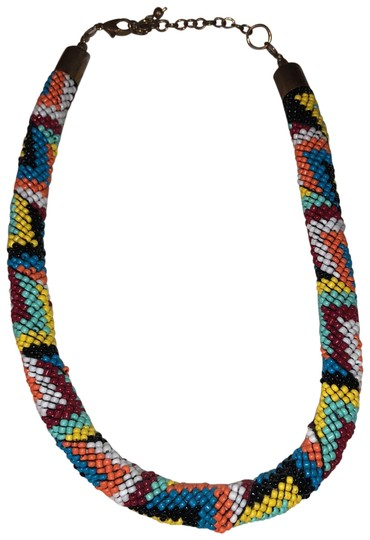 Preload https://img-static.tradesy.com/item/23997608/forever-21-multicolor-necklace-0-1-540-540.jpg
