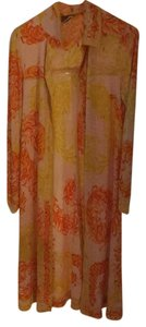 Emilio Pucci short dress orange on Tradesy