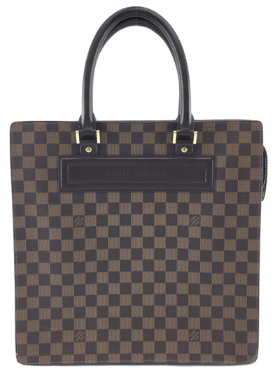 Preload https://item1.tradesy.com/images/louis-vuitton-venice-sac-plat-22015-pm-rare-top-handle-briefcase-damier-ebene-coated-canvas-tote-23997640-0-1.jpg?width=440&height=440