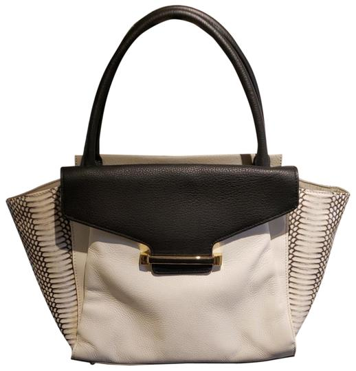 Preload https://item4.tradesy.com/images/vince-camuto-julia-grey-and-black-python-skin-leather-tote-23997668-0-1.jpg?width=440&height=440
