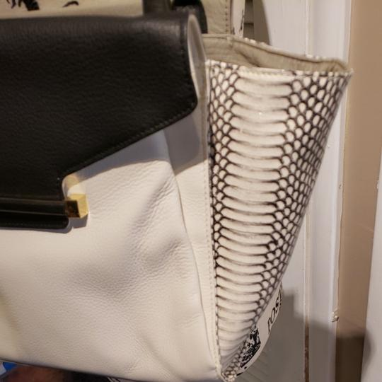 Vince Camuto Tote in Grey and black Image 1