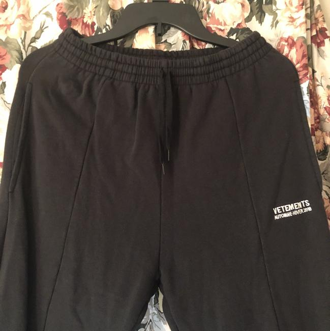 Vetements Boyfriend Pants black