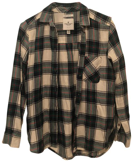 Preload https://img-static.tradesy.com/item/23997693/american-eagle-outfitters-flannel-shirt-button-down-top-size-2-xs-0-1-650-650.jpg