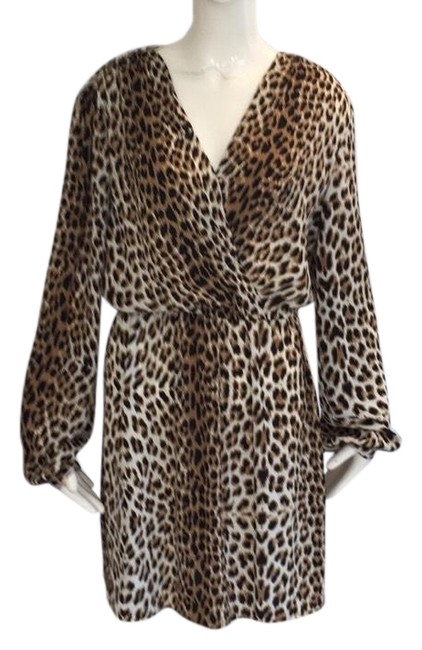 Preload https://item3.tradesy.com/images/twelfth-st-by-cynthia-vincent-black-and-tan-leopard-mid-length-night-out-dress-size-12-l-23997717-0-1.jpg?width=400&height=650