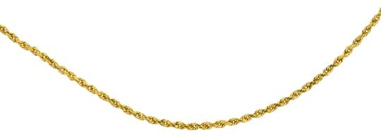 Preload https://item3.tradesy.com/images/14k-yellow-gold-hollow-rope-20-chain-necklace-23997727-0-1.jpg?width=440&height=440