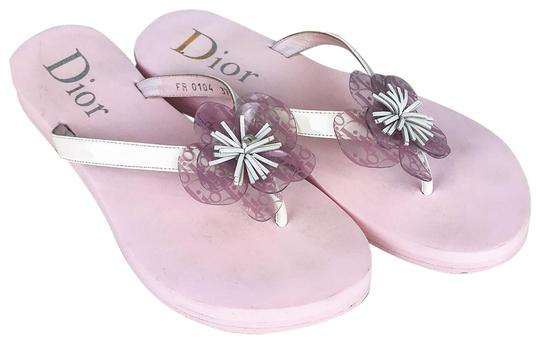 Preload https://img-static.tradesy.com/item/23997731/dior-pink-christian-foam-flip-flops-sandals-size-eu-375-approx-us-75-regular-m-b-0-1-540-540.jpg