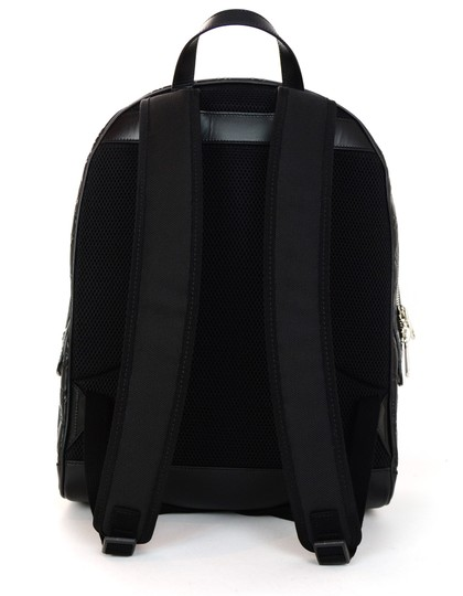 Gucci Classic Monogram Leather Backpack
