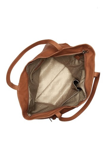 Lucky Brand Tote in Brown Image 3
