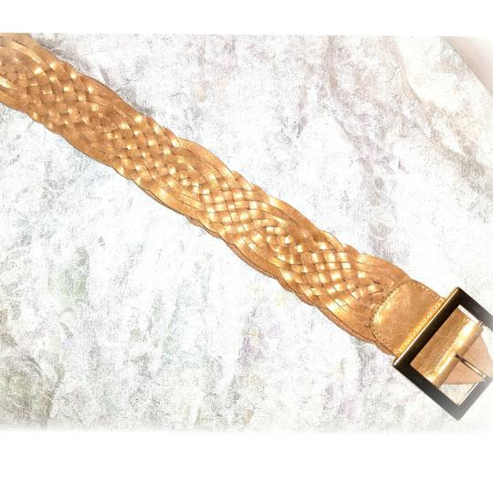 Cache Woven Roped Belt Image 2