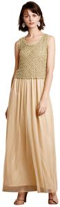 Anthropologie Gown Arabella Wedding Beaded Dress
