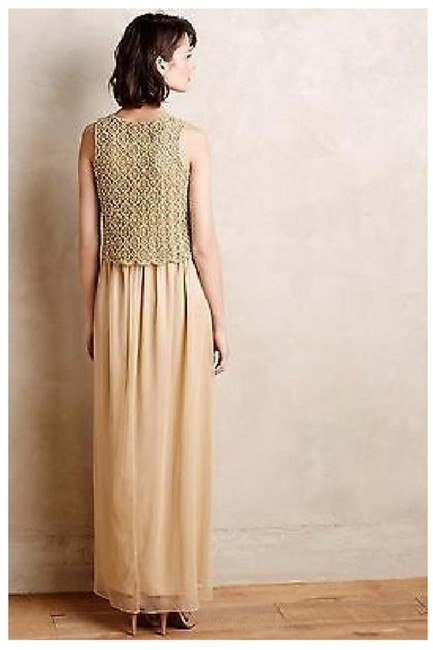 Anthropologie Gown Arabella Wedding Beaded Dress Image 1