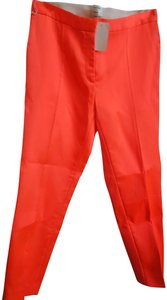 Maison Rabih Kayrouz Trouser Pants Bright orange