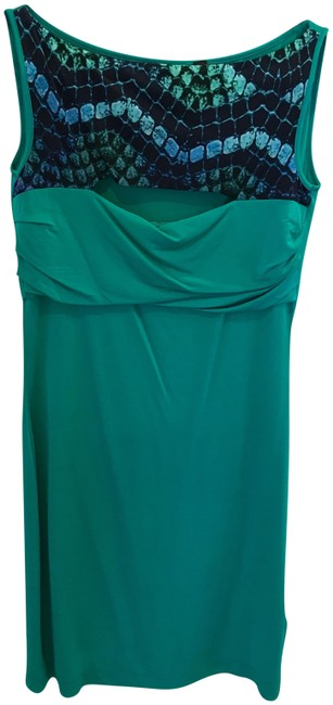 Preload https://img-static.tradesy.com/item/23998314/just-cavalli-green-and-navy-cut-out-in-kelly-l-nwot-mid-length-cocktail-dress-size-10-m-0-1-650-650.jpg