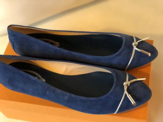 Tod's Blue Flats Image 2