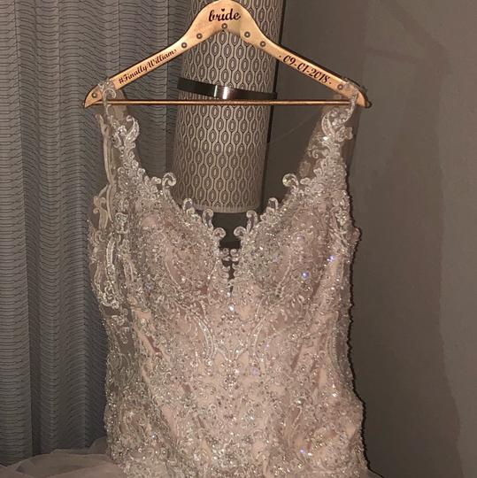 From Bridals By Lori Formal Wedding Dress Size 14 (L) Image 1