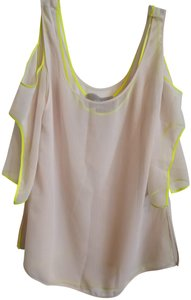 Jason Wu Top Pastel neon green