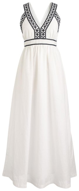 Preload https://img-static.tradesy.com/item/23998654/jcrew-white-embroidered-cross-back-small-long-casual-maxi-dress-size-6-s-0-1-650-650.jpg