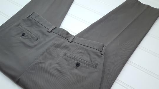 Brooks Brothers Beige Taupe Recent Chino 33x30 Flat Front Advantage Cl Shirt