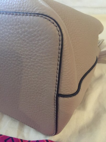 Tory Burch Taylor Tote in Soft Clay 273