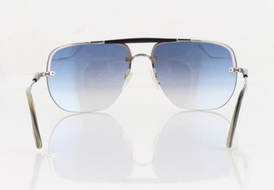 Tom Ford Tom Ford Blue Smoke Gradient Nils FT0380 Sunglasses